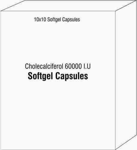 Cholecalciferol 60000 I.U