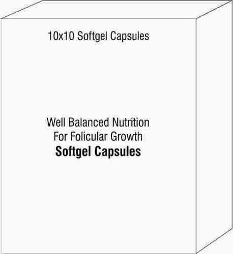 Well Balanced Nutrition For Folicular Growth
