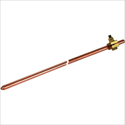 Copper Chemical Earthing Rod