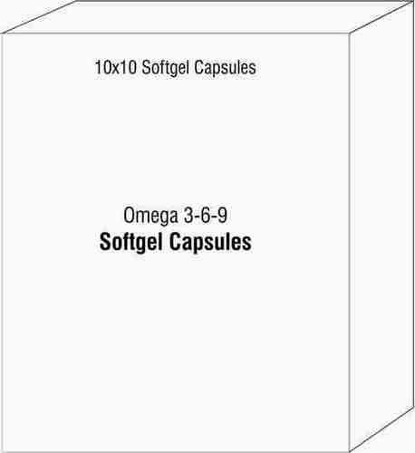 Omega 3-6-9 Capsules