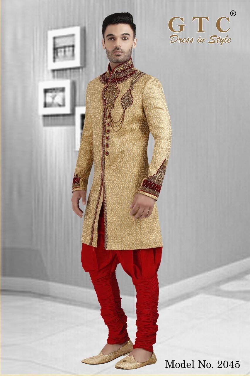 2045 Classic Sherwani