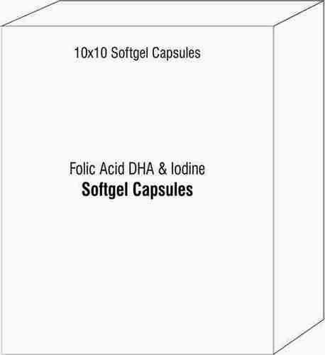 Nutraceutical Softgelatin Capsules