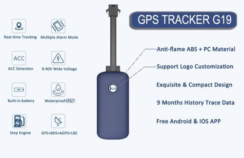Vehicle tracking system G19