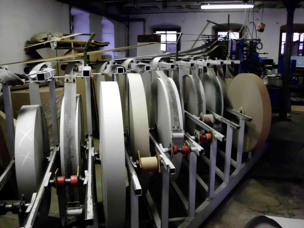 Paper Core Machine