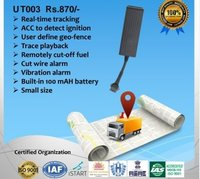 Gps Tracking Solution TK003