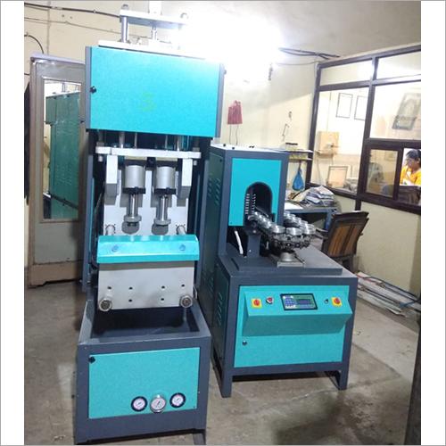 Pet Blow Moulding Machine (Semi Auto)