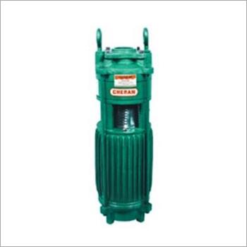 Vertical Open Well Submersible Pump