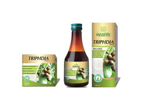 Truworth Triphdia Syrup / Capsule