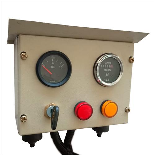 Transit Mixer Control Panel