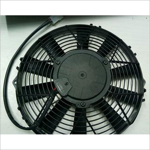 Transit Mixer Cooling Fan