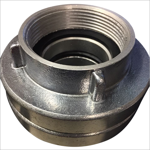 Transit Mixer Water Coupling