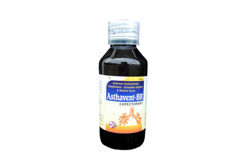 ASTHAVENT - BR SYRUP