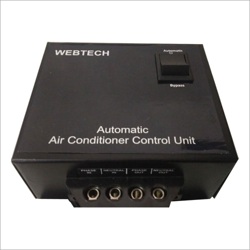 Automatic Air Conditioner Controller