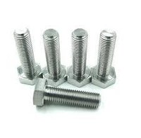 Titanium Grade 5 Hexbolts