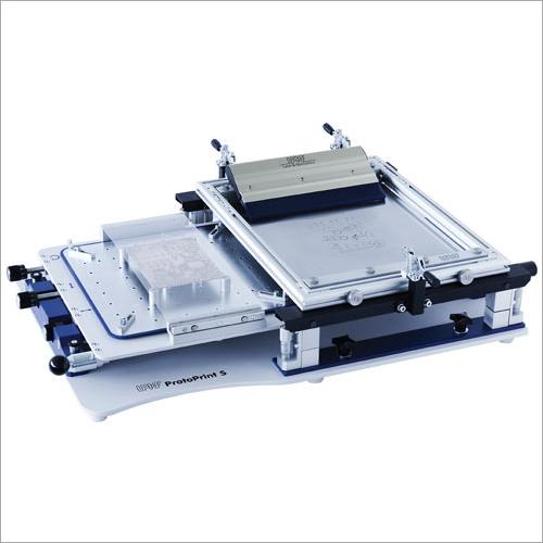 ProtoPrint S Manual Fine-Pitch Stencil Printer