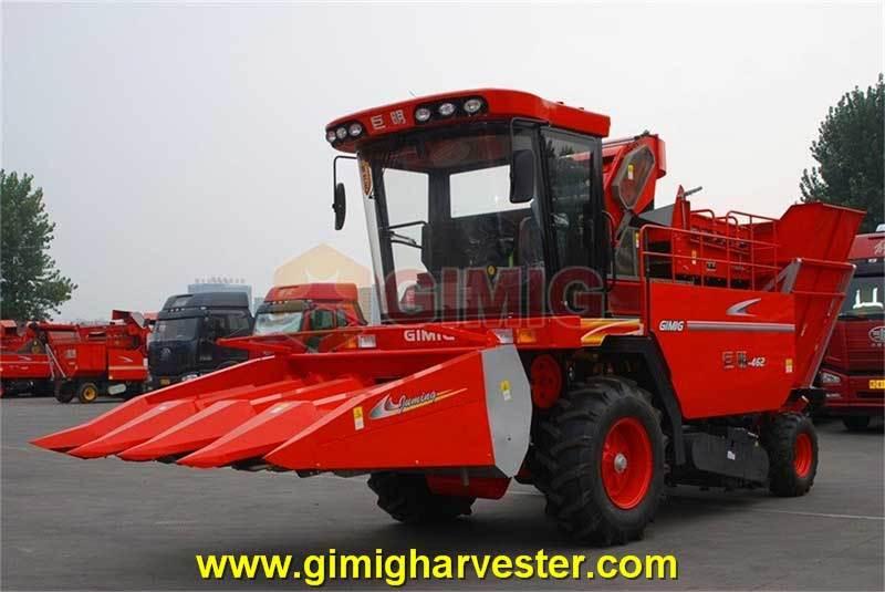 4YZP-4 Corn Harvester