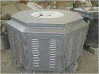 aluminium melting  furnace