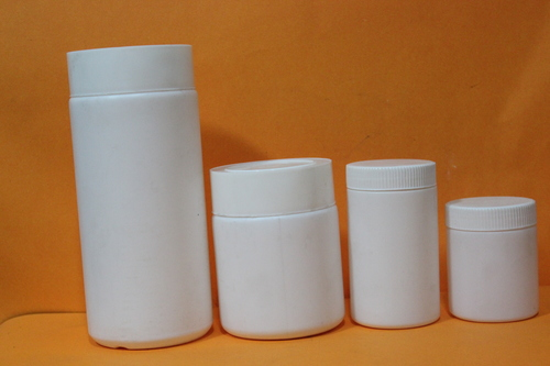 HDPE Jar Crux