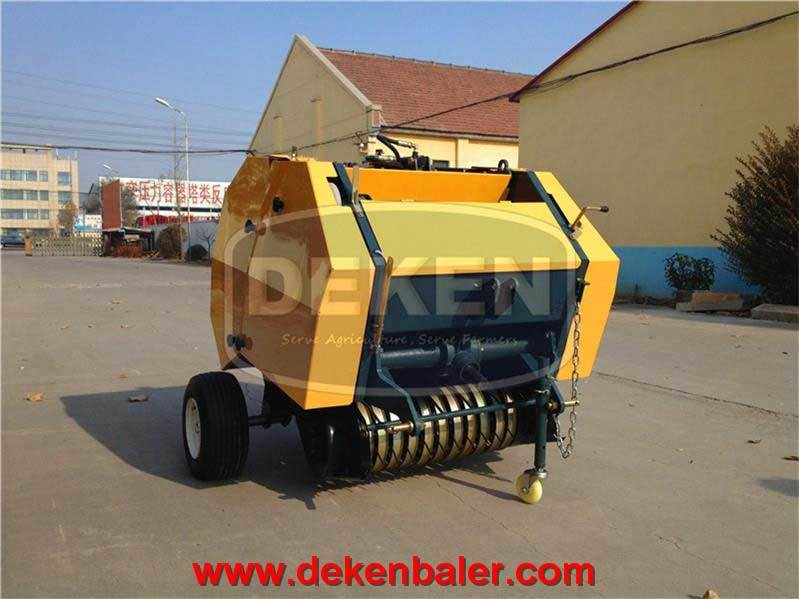 B70 mini round baler