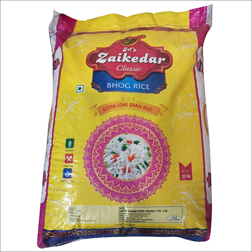 Indian Long Grain White Rice