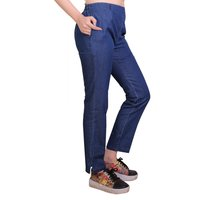 Cotton Denim Trouser