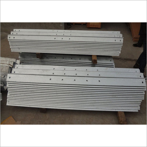 Galvanized Fabricated Structure Spare Parts