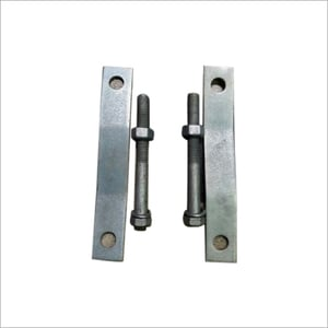 Shackle Strap With Nut Bolt