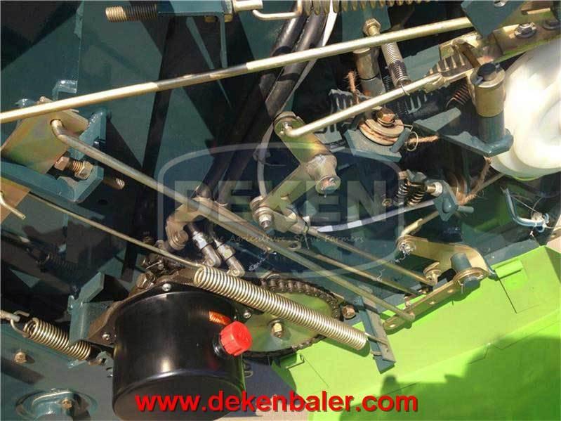 Baler Machine