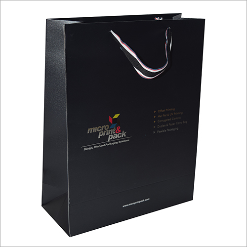 Duplex Paper Carry Bag