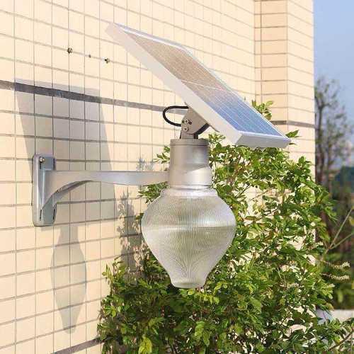 Integrated Solar Lights