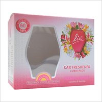 Car Air Freshener Packaging Box