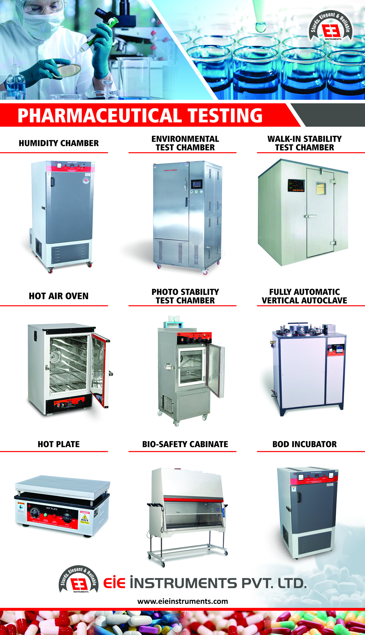 Vertical Autoclave - Fully Automatic