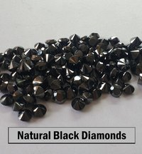 Natural Black Diamond