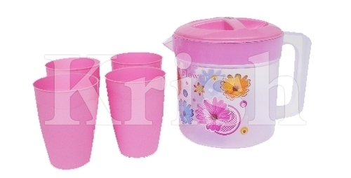 Jug Set - 4 Pcs