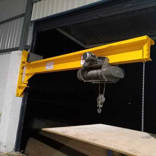 Wall jib crane