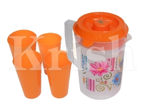 River Jug Set - 4 pcs