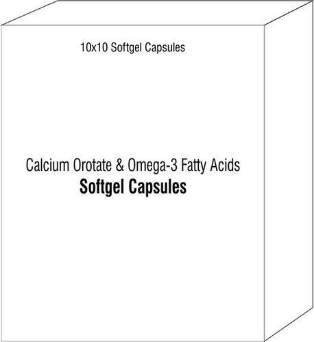 Calcium Orotate Omega-3 Fatty Acids
