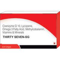 Coenzyme Q10 Lycopene Omega 3 Fatty Acid Methylcobalamin Vitamins & Minerals