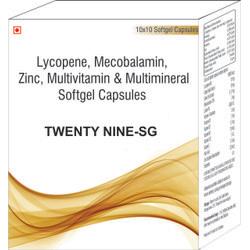 Lycopene Mecobalamin Zinc Multivitamin & Multiminera