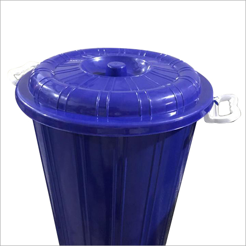 40 Ltr Plastic Storage Bucket Drum Bin with Lid