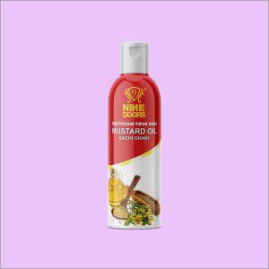 125 ml Cold Pressed Black Mustard Seed Oil