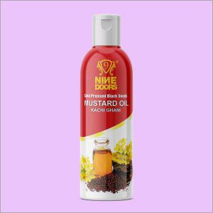 250 ml Cold Pressed Black Mustard Seed Oil
