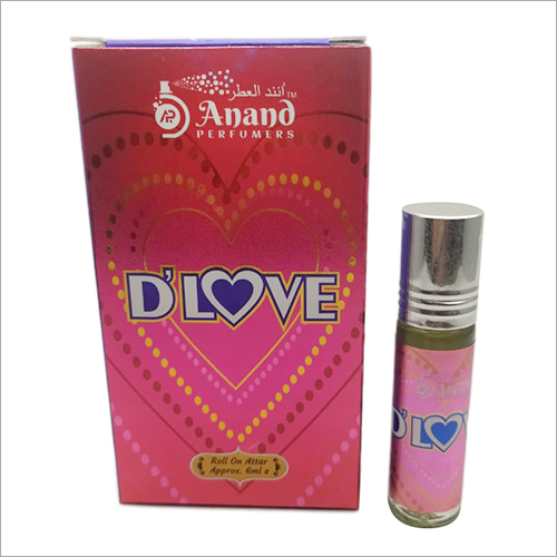 6 Ml D Love Roll On Attar