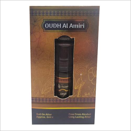 6 Ml Oudh Al Amiri Roll On Attar