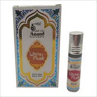 6 Ml White Musk Roll On Attar