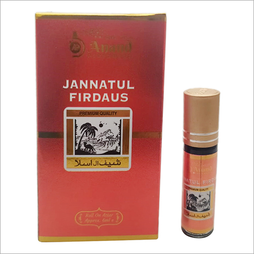 6 Ml Jannatul Firdaus Roll On Attar