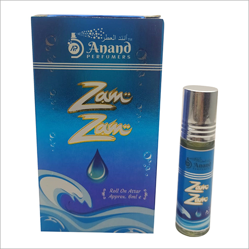 6 Ml Zam Zam Roll On Attar