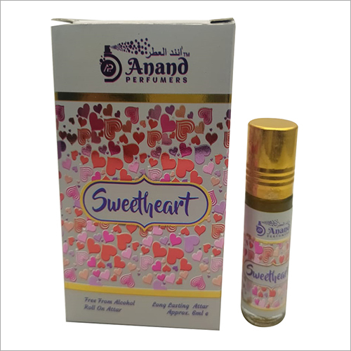 6 Ml Sweetheart Roll On Attar
