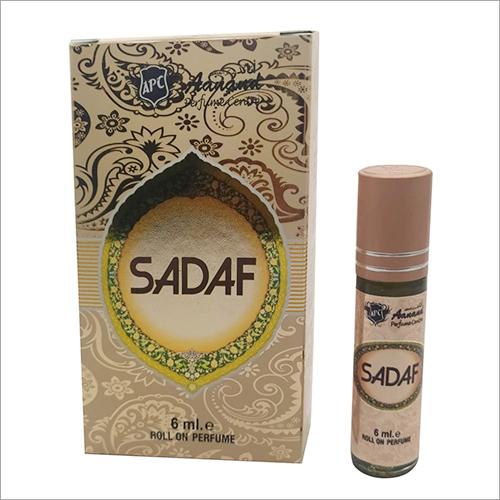 6 Ml Sadaf Roll On Perfume