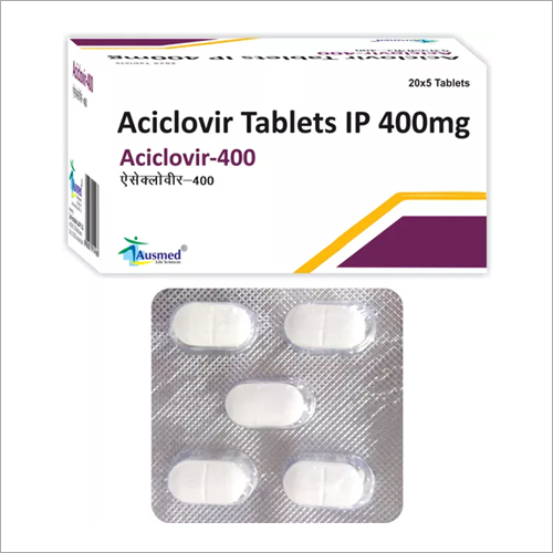 Aciclovir 400 Mg Tablets Ip & 800 Mg